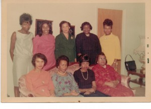 First African American Womens Club of Fairmead_Dorothy Williams